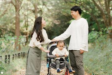 Nakasone Family | 家族写真(ファミリーフォト)