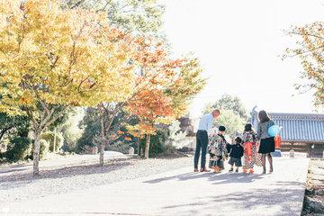 S.R.R×MAEKAWA | 家族写真(ファミリーフォト)