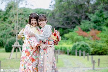 YUMI・MAI | 家族写真(ファミリーフォト)