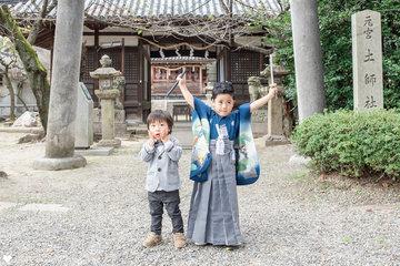 Sousuke 七五三 | 家族写真(ファミリーフォト)