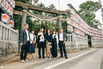Suzu Family | 家族写真(ファミリーフォト)