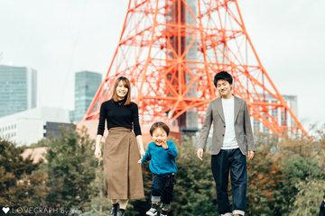 Fujimoto family | 家族写真(ファミリーフォト)