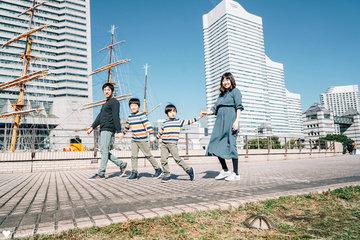 S.M Family | 家族写真(ファミリーフォト)