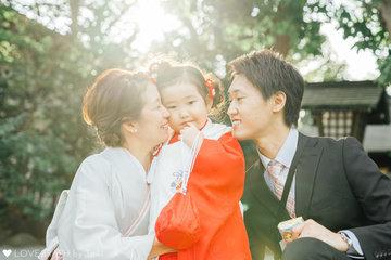 Hisaki七五三 | 家族写真(ファミリーフォト)