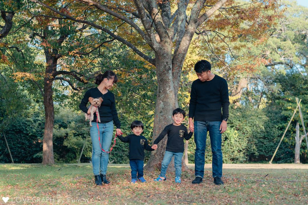 Family Photo Y   家族写真(ファミリーフォト)