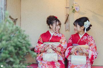 Aini & Yukiko | フレンドフォト(友達)