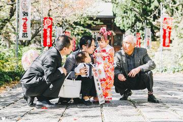 Honoka | 家族写真(ファミリーフォト)