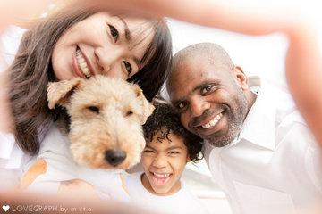Brown Family | 家族写真(ファミリーフォト)