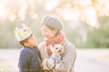 Satou Family | 家族写真(ファミリーフォト)