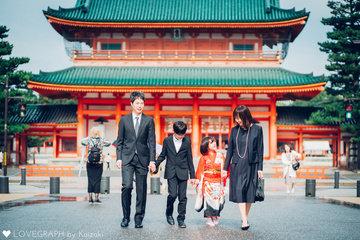 I Family | 家族写真(ファミリーフォト)