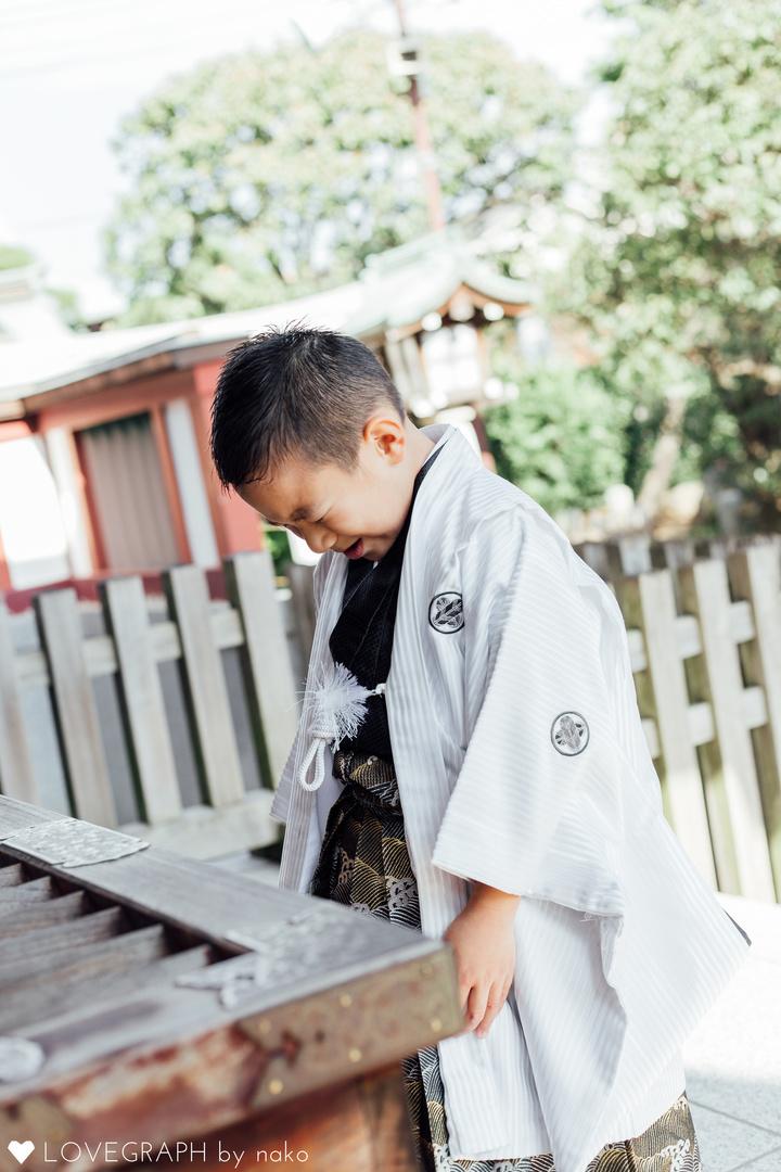 七五三5th   家族写真(ファミリーフォト)