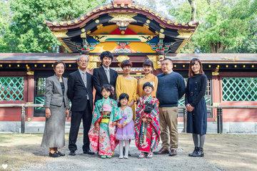 NAKANO & YAMAMOTO family |
