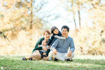 Awano Family | 家族写真(ファミリーフォト)