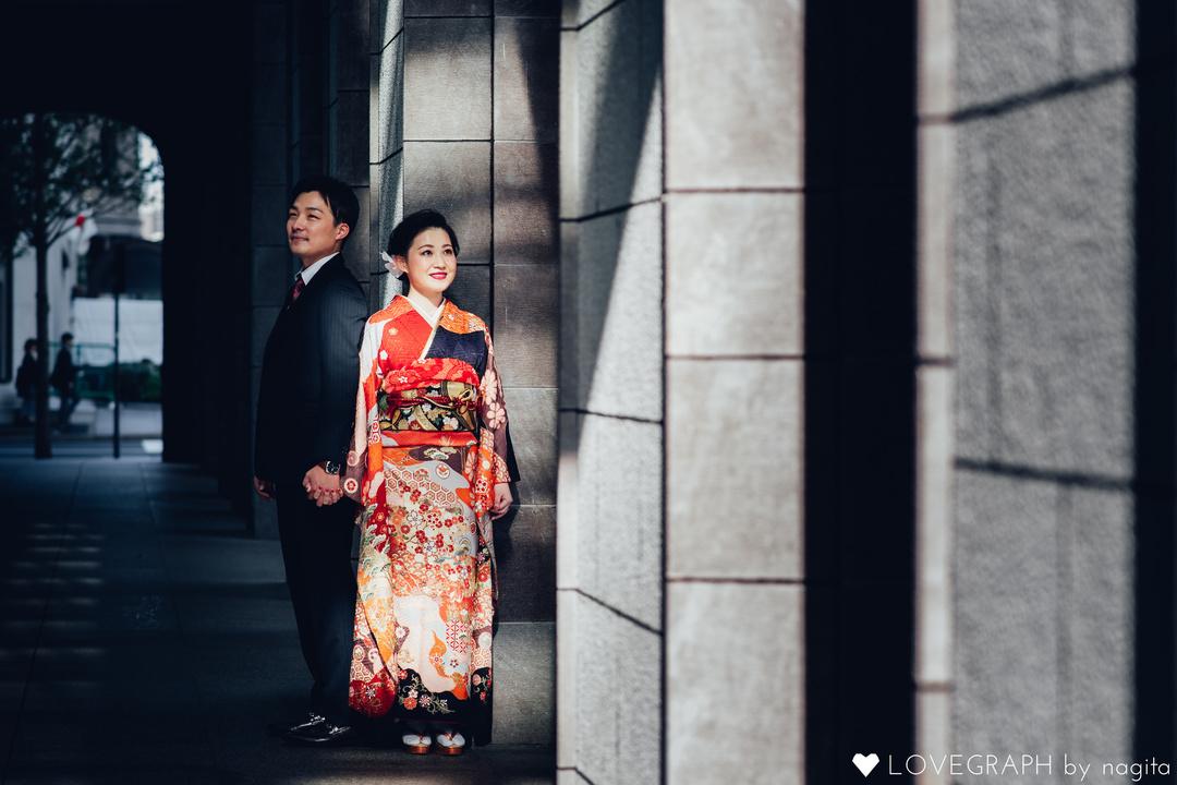 Kento × Ayaka | 夫婦フォト