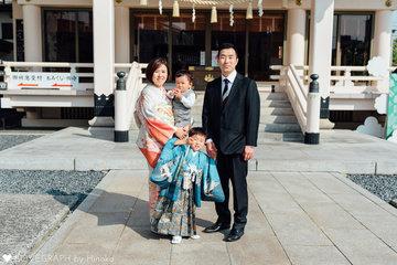 OSAWA Family | 家族写真(ファミリーフォト)