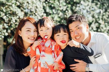 Rena 七五三 | 家族写真(ファミリーフォト)