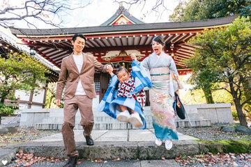 KAKERU753 | 家族写真(ファミリーフォト)