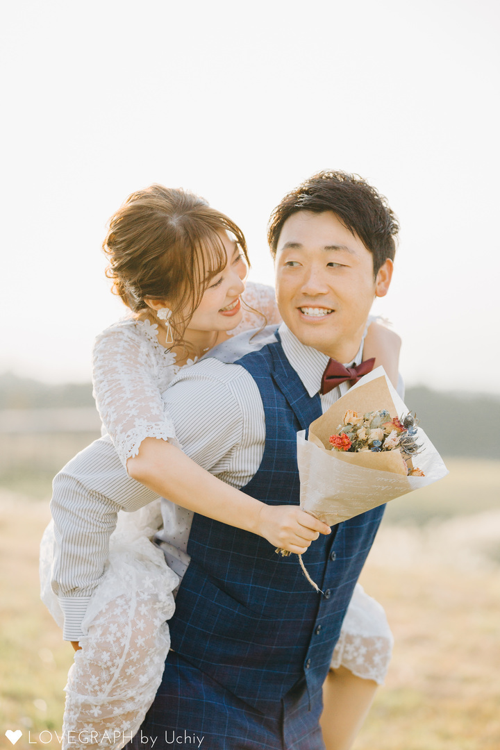Hiroshi×Mizuki   夫婦フォト