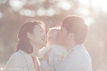 Saya Family | 家族写真(ファミリーフォト)