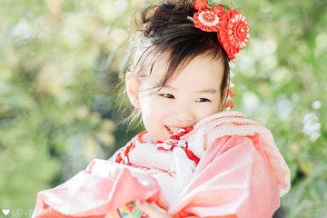 Yuuna 3 years old | 家族写真(ファミリーフォト)