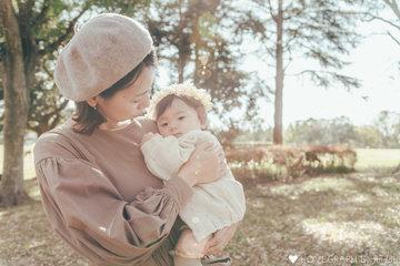 Sugahara Family | 家族写真(ファミリーフォト)