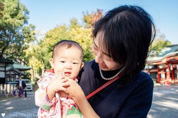ぜんちゃん七五三 | 家族写真(ファミリーフォト)