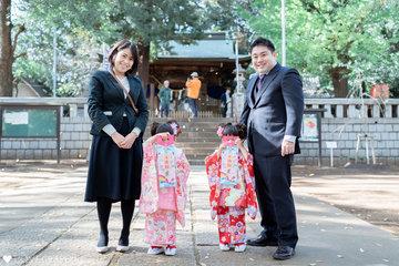 omi family | 家族写真(ファミリーフォト)