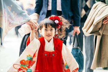 AKARI 七五三_20191113 | 家族写真(ファミリーフォト)