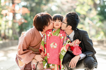 Terasawa Family | 家族写真(ファミリーフォト)