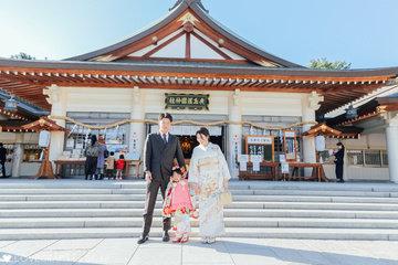 Yamamoto's Family  | 家族写真(ファミリーフォト)