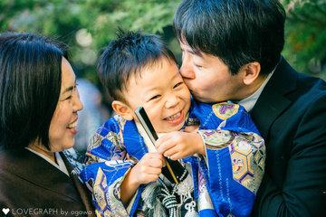 Ohshiro Famiry | 家族写真(ファミリーフォト)