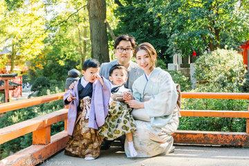 Ryouta Family | 家族写真(ファミリーフォト)
