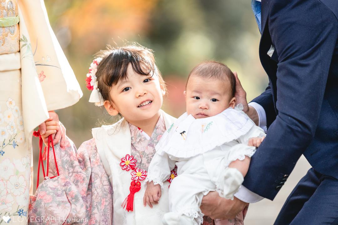 anri family | 家族写真(ファミリーフォト)