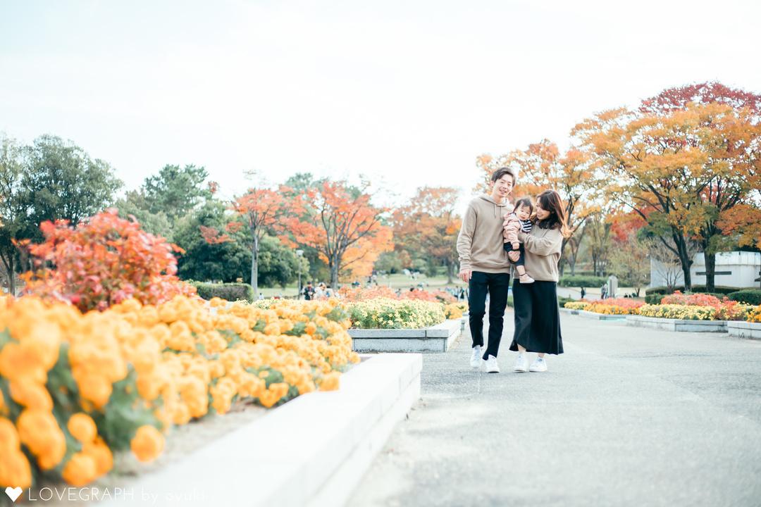Naru 1st birthday | 家族写真(ファミリーフォト)