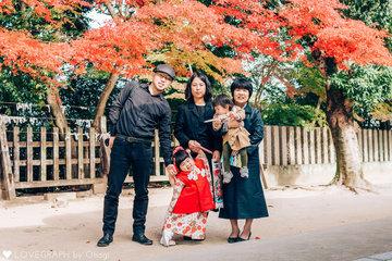 shiki 753 | 家族写真(ファミリーフォト)