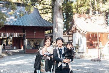 shu omiyamairi | 家族写真(ファミリーフォト)