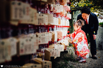 YUUNA...七五三 | 家族写真(ファミリーフォト)
