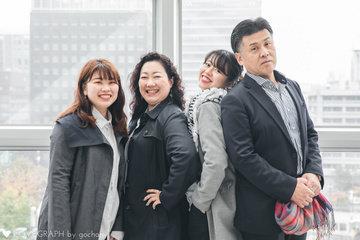 Moe Family | 家族写真(ファミリーフォト)