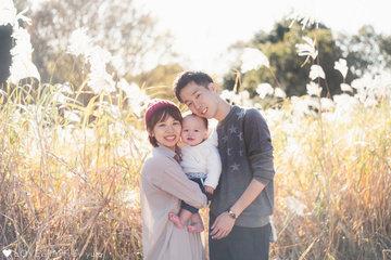 Nakmura Family | 家族写真(ファミリーフォト)