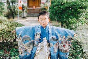 Kouki ×Risa  七五三 | 家族写真(ファミリーフォト)
