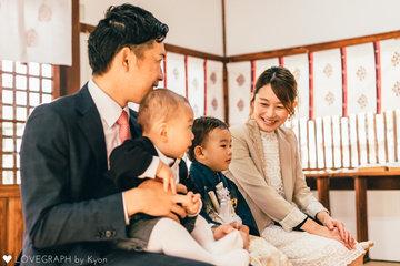 Ryoji×753 | 家族写真(ファミリーフォト)