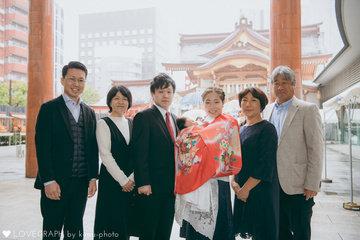 Iida Family | 家族写真(ファミリーフォト)