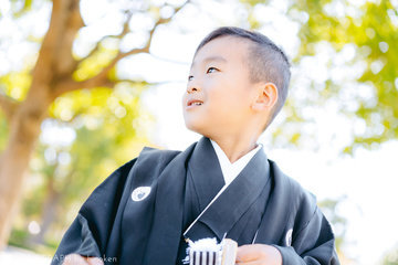 Kousuke 七五三 | 家族写真(ファミリーフォト)