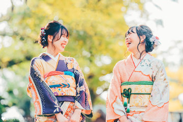 happy 20th ceremony | フレンドフォト(友達)