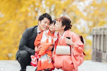 Matsuoka Family | 家族写真(ファミリーフォト)