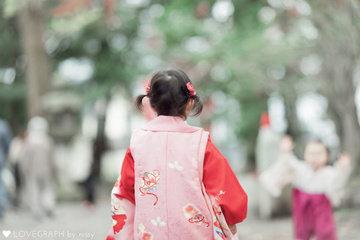 F Family × 七五三 | 家族写真(ファミリーフォト)