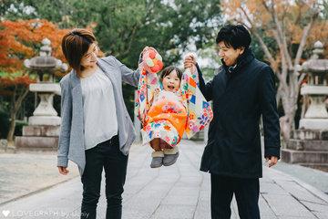 Miyu♡七五三 | 家族写真(ファミリーフォト)