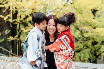EITA & MIYU 753 | 家族写真(ファミリーフォト)