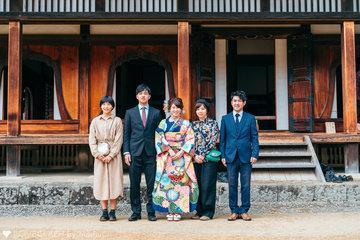 Nakaiso family  | 家族写真(ファミリーフォト)