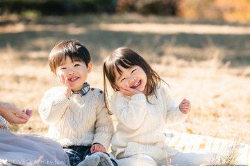 Murakami Family   家族写真(ファミリーフォト)